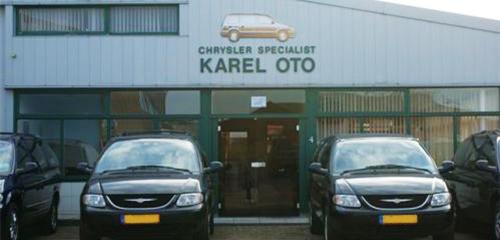 Karel Oto - Werkplaats